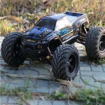 S911 Off-road Big Wheels Electric RC Monster Truck (Blue) Price Philippines