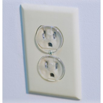 Safety 1st Ultra Clear Outlet Plug 12pc - 2