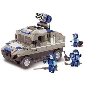 Sluban Armored Hummer