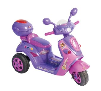 Sofia the First Motorized Scooter