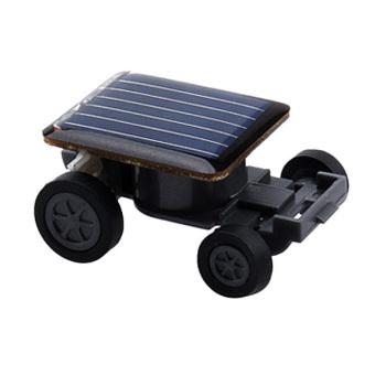 Solar Power Mini Toy Car Racer Educational Gadget W