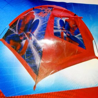 Spider Man Kiddie Play Tent & Spider Man Kiddie Play Tent | Lazada PH