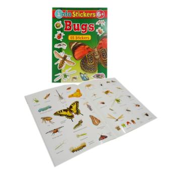Sticker and Activity Book, Set of 3 with Free Color Clone ABC Book - 5