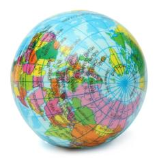 Geography puzzle toys for sale geography toys online brands stress ball earth globe world map foam stress relief press ball geography study tool toy gumiabroncs Images