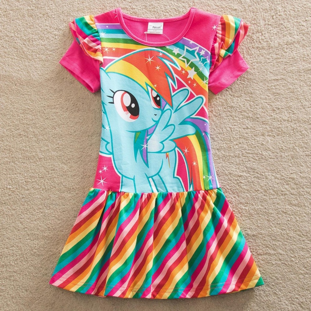 philippines summer girl dress fashionable baby clothes