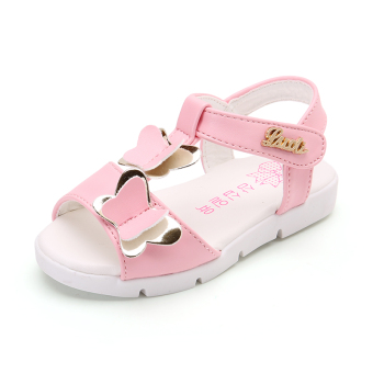 Summer Girls Baby children's shoes Baobao sandals