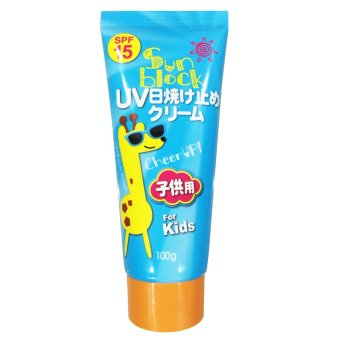 Sun Block For Kids SPF15 100g - picture 2