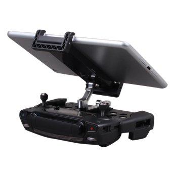 Tablet Bracket Phone Holder Foldable for DJI Mavic Pro PhantomDrone Quacopter Black - intl - 3