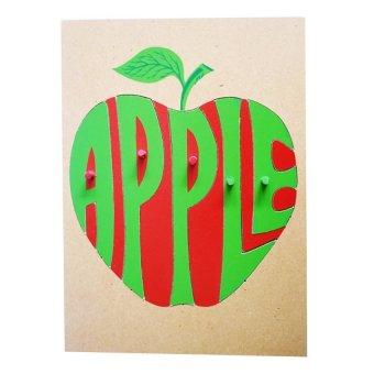 Tahanang Walang Hagdanan Apple Puzzle (Red/Green)
