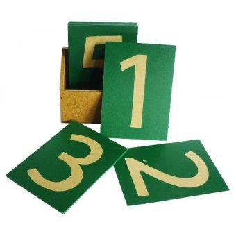 Tahanang Walang Hagdanan Sand Paper Numbers