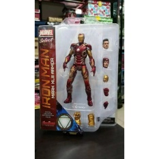 Shf Mk43 Super Alloy Iron Man Joint Movable Source PHP 3 622 The .