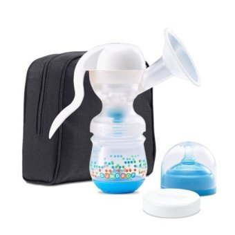 The First Years Natural Sensations Manual Breast Pump