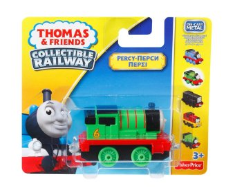 Thomas & Friends Collectible Railway Diecast Engines (Small) -Percy - 2