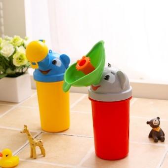 Toilet Car Portable Potty Training Kid Toddler Boy Baby Pee GirlUrinal Travel - intl - 2