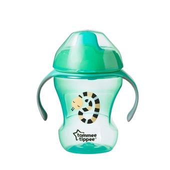 Tommee Tippee Improved valve training sippee cup (green)