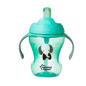Tommee Tippee Training Straw Cup (green)