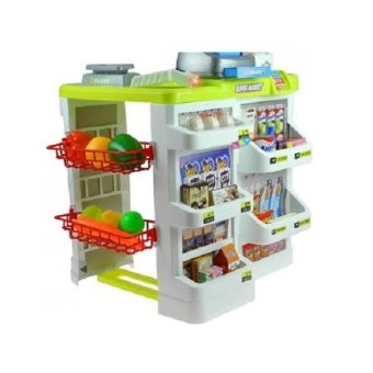 Toy Collections Home Supermarket Playset (Multicolor)