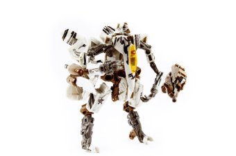 Toy Collections Starscream (White/Brown)