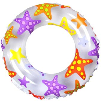 Toy Collections Swim Ring Tube Colorful Starfish