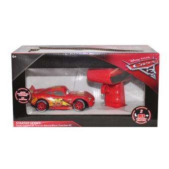 Toy Plus Disney Pixar Cars 3 R/C Starter Series Lightning McQueen Price Philippines
