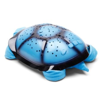 Turtle Night Sky Constellations (Blue) - 2