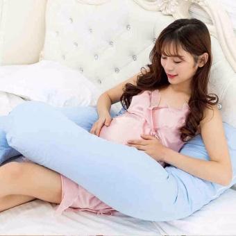U shaped Body Support Mummy Pregnancy and Nursing Pillow - intl - 3