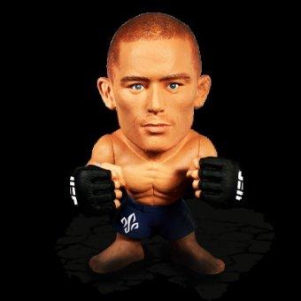 UFC Titans Wave 1 Georges St. Pierre Action Figure