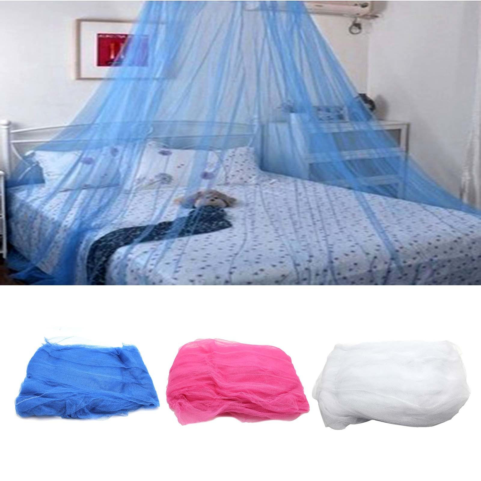 Vanker Princess Room Round Top Womenu0027s Canopy Bed Dome Mesh PreventInsect Mosquito Net (Pink) ...  sc 1 th 225 & Philippines | Vanker Princess Room Round Top Womenu0027s Canopy Bed ...