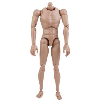Wide Shoulder 1:6 Scale Action Figure Male Body Toys for TTM18 TTM19