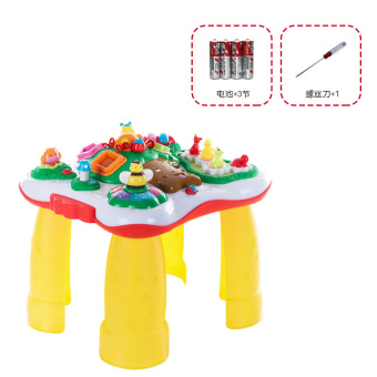 Winfun early childhood educational toys learning table