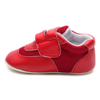 Wonder Years SHO-RB-2111-R Infant Boy Shoes (Red) - picture 2