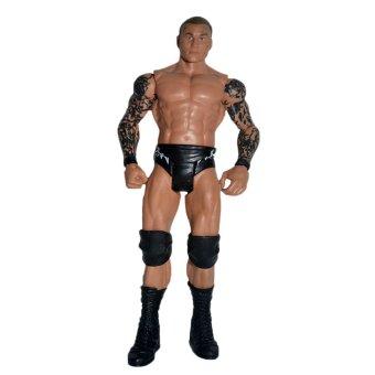 WWE Randy Orton Elite Loose Action Figure (White/Black)