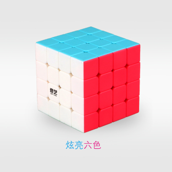 XMD 4x4x4 four racing tournament cube Four-Order cube