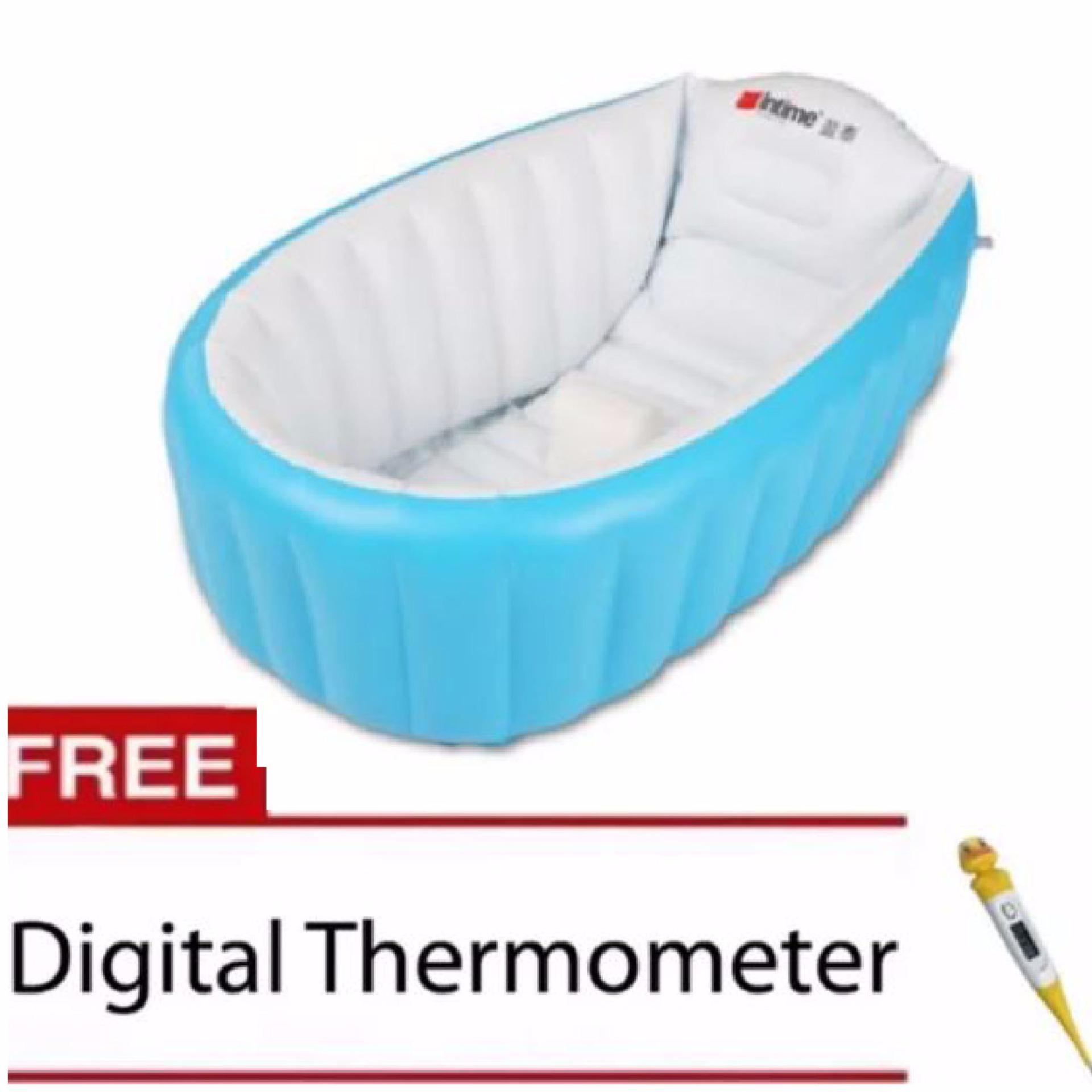 Philippines | XZY Baby Bathing Tub with free thermometer Price ...