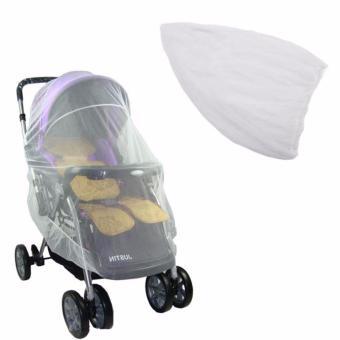 YBC Baby Full Cover Encryption Mosquito Nets For Stroller Pram