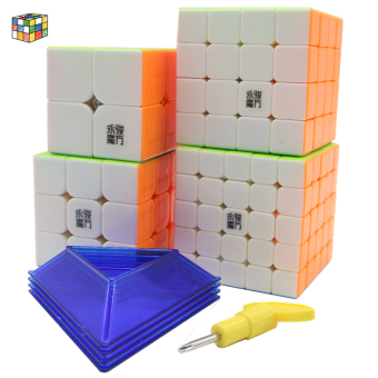 Yongjun two-order three-Order Four Five Order cube