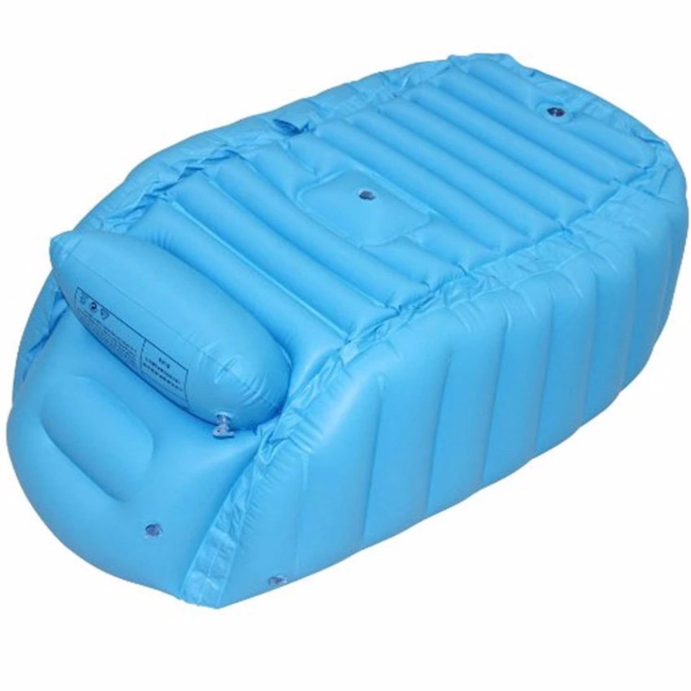Philippines | YT-226A Inflatable Baby Bath Tub (Blue) Price Checker