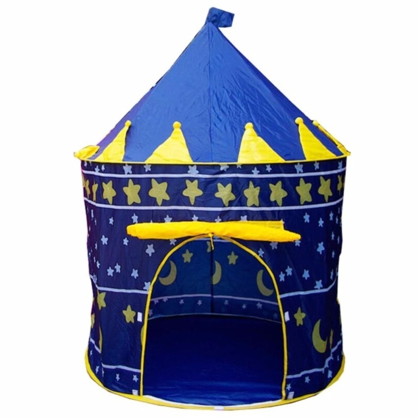 Zover Portable Folding Blue Play Tent Childrens Kids Castle Toy Playhouse Cubby Hut  sc 1 st  Lazada Philippines & Kids Tents for sale - Mini Tents online brands prices u0026 reviews ...