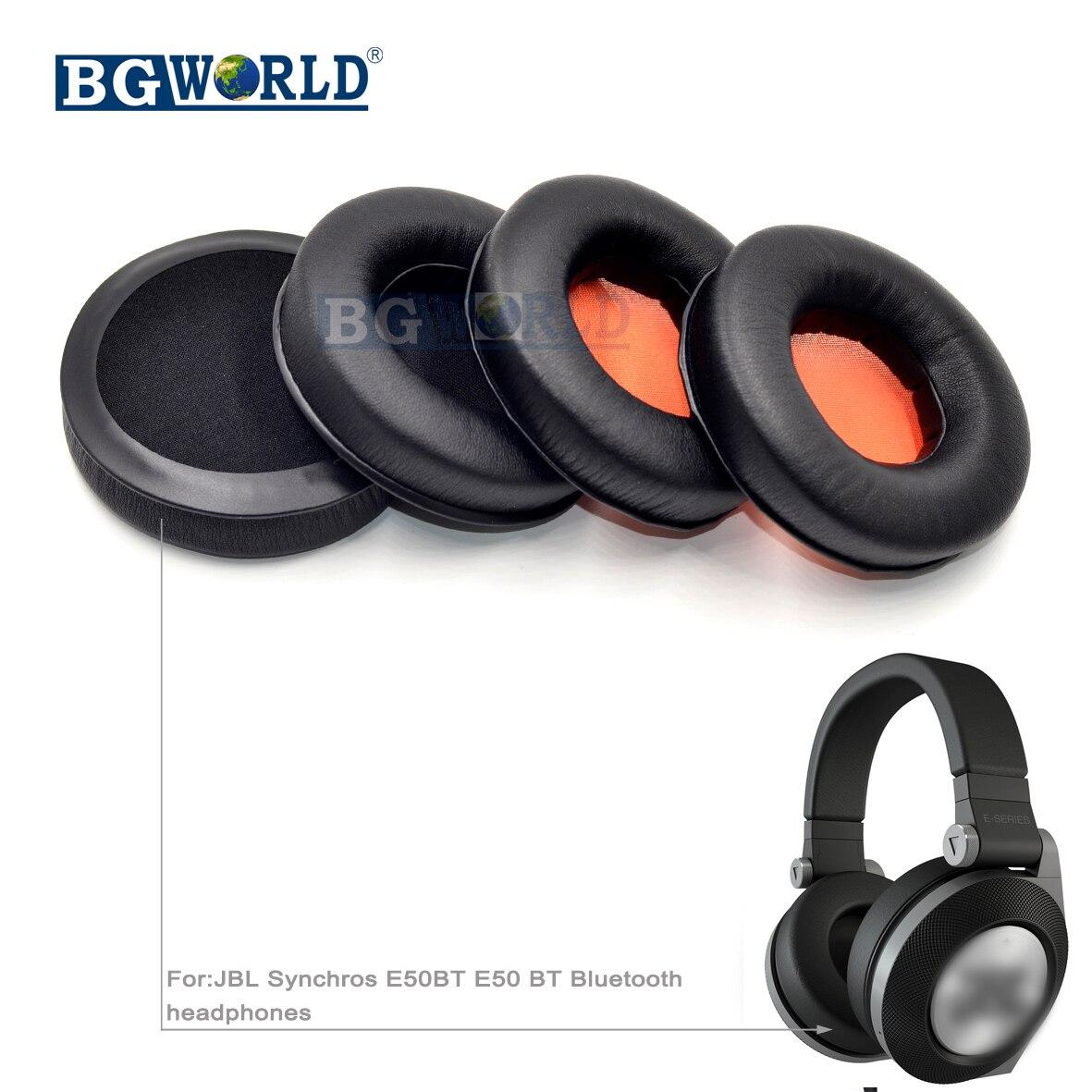 51ccdef5644 Compatible with:JBL SYNCHROS E50BT e50 bt WIRELESS HEAdSET. Product Images  Were Taken In Kind Custom-Made(No Original) You will receive:1 pair of ear  pads ...
