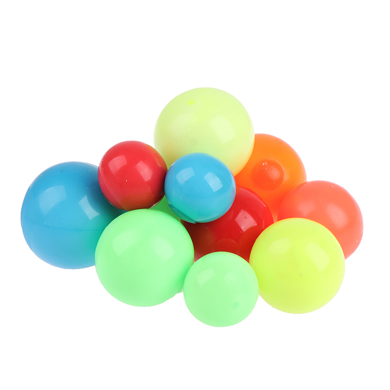50% discount Stick Wall Ball Stress Relief Toys Sticky Squash Ball Globbles Decompression toy 5