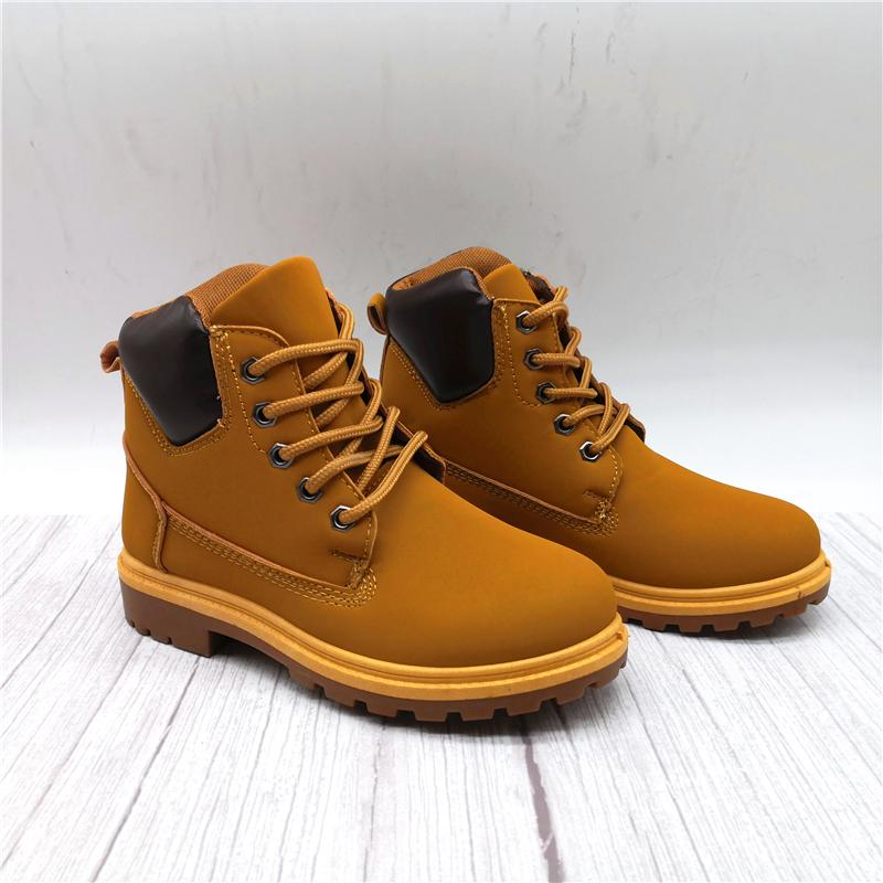 Timberland Faux Leather Boots: Buy sell