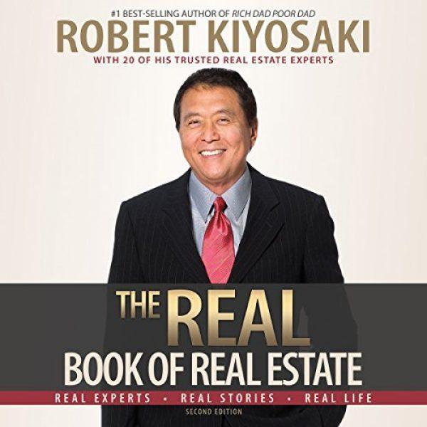 Robert Kiyosaki -The Real Book of Real Estate │ Ebooks + Audiobook