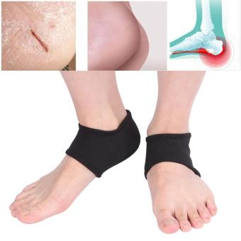 1 Pair Plantar Fasciitis Ankle Care Support Heel Protective Wrap -intl - 5