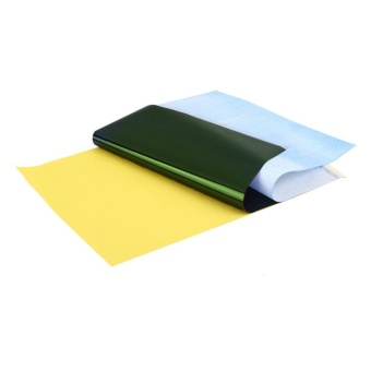 10 Sheets Tattoo Transfer Carbon Paper Supply Tracing Copy BodyStencil Useful - intl - 3