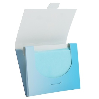 100Pcs/Pack Makeup Film Oil Absorbing Control Sheets Face Clean Beauty Blotting Paper Philippines