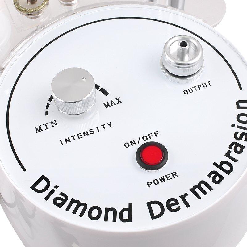 108 instruction of protable Diamond Microdermabrasion DermabrasionVacuum Spray Beauty Machine