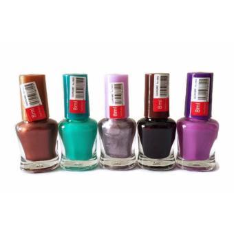12 Pcs. Assorted Color Nail Polish Set 200g - 3