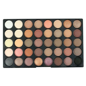 120 Color Eyeshadow Make Up Matte Shimmer Eye Shadows Nudes Palettes Cosmetic Sets Makeup Palette Eye Shadow Beauty Cosmetic - intl - 4