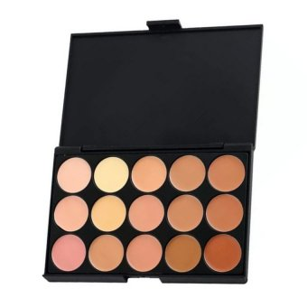 15 Color Concealer and Corrector Palette 2