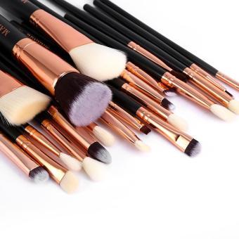 20pcs Cosmetic Eyeshadow Brushes Set Powder Foundation Lip Brush Tool - intl - 2